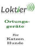 Loktier - Ortungsgeräte für Katzen und H