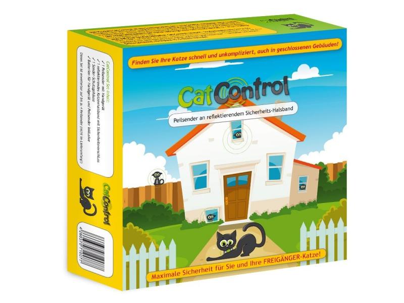 cat control katzenhalsband mit peilsender loktier lokalisier dein tier gps f r katzen. Black Bedroom Furniture Sets. Home Design Ideas