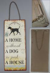A home without a dog ist just a house